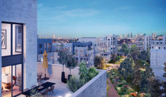Colombes programme immobilier neuve « Ovation Magellan »  (4)