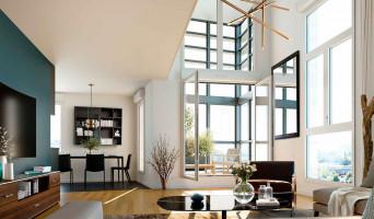 Colombes programme immobilier neuve « Ovation Magellan »  (5)