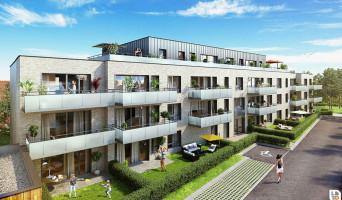 Roncq programme immobilier rénové « Natur' & Sens » en loi pinel