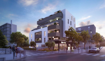 Montpellier programme immobilier neuve « Flower »