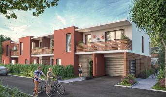 Montpellier programme immobilier neuve « Ô Lez »