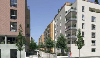 Rouen programme immobilier neuve « Carré Flora » en Loi Pinel  (3)