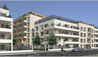 Rouen programme immobilier neuve « Carré Flora » en Loi Pinel  (4)