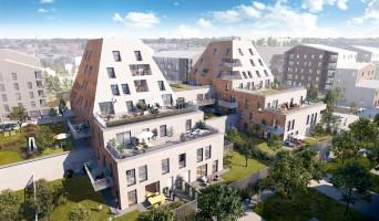 Villeneuve-d'Ascq programme immobilier rénové « L'Etoffe » en loi pinel