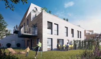 Villeneuve-d'Ascq programme immobilier neuve « L'Etoffe » en Loi Pinel  (2)