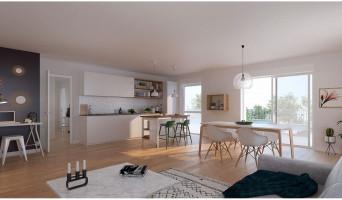 Villeneuve-d'Ascq programme immobilier neuve « L'Etoffe » en Loi Pinel  (3)