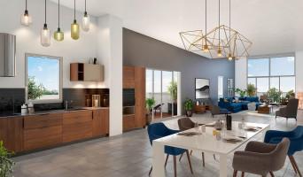 Beauzelle programme immobilier neuve « Le B47 » en Loi Pinel  (5)