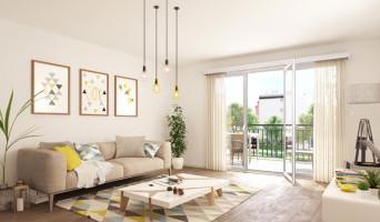 Bois-Colombes programme immobilier rénové « Sérénia » en loi pinel