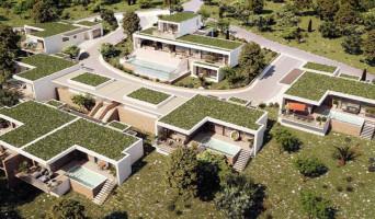 Zonza programme immobilier neuve « Le Domaine de la Tour »  (3)