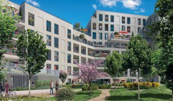 Bezons programme immobilier rénové « Sequana » en loi pinel