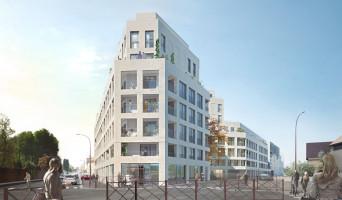 Bezons programme immobilier neuve « Sequana » en Loi Pinel  (2)