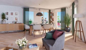 Bezons programme immobilier neuve « Sequana » en Loi Pinel  (3)