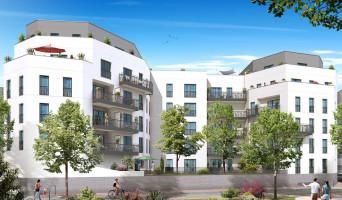 Drancy programme immobilier neuve « Villa en Scène »