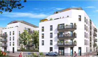 Drancy programme immobilier neuve « Villa en Scène »  (2)