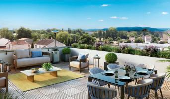 Saint-Max programme immobilier neuf « Emergence » en Loi Pinel
