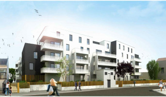 Saint-Max programme immobilier neuve « Emergence » en Loi Pinel  (3)