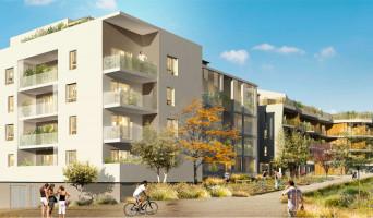 Cognin programme immobilier neuve « Le Colys »