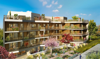 Cognin programme immobilier neuve « Le Colys »  (2)