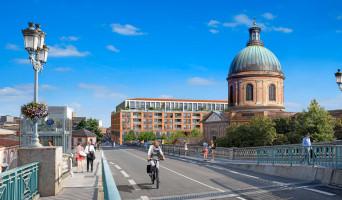 Toulouse programme immobilier neuve « Cour du Dôme » en Loi Pinel  (2)