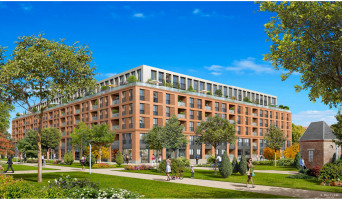 Toulouse programme immobilier neuve « Cour du Dôme » en Loi Pinel  (3)
