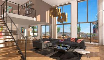 Toulouse programme immobilier neuve « Cour du Dôme » en Loi Pinel  (4)