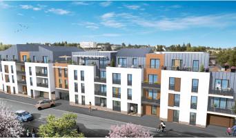 Tours programme immobilier neuve « Cours Coty »