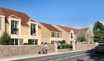 Magny-les-Hameaux programme immobilier neuve « Cottages »  (2)