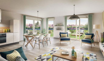 Quesnoy-sur-Deûle programme immobilier neuve « Rive & Sens »
