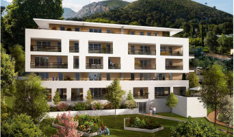 Marseille programme immobilier rénové « Opéra Nature » en loi pinel