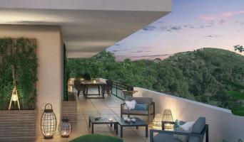 Marseille programme immobilier neuve « Opéra Nature » en Loi Pinel  (2)