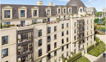 Clamart programme immobilier neuve « Les Reflets du Lac »  (2)