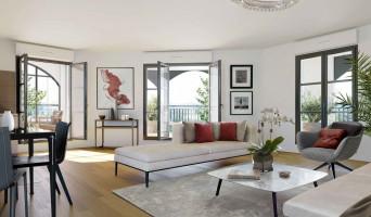 Clamart programme immobilier neuve « Les Reflets du Lac »  (4)