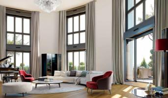 Clamart programme immobilier neuve « Les Reflets du Lac »  (5)