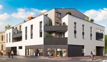 Bègles programme immobilier neuve « Eskina »