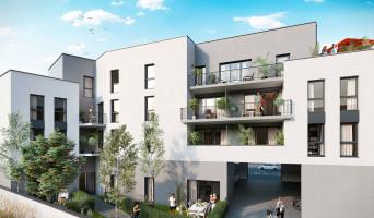Bègles programme immobilier neuve « Eskina »  (2)