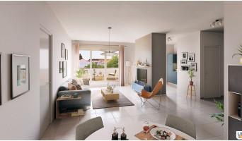 Bègles programme immobilier neuve « Eskina »  (3)
