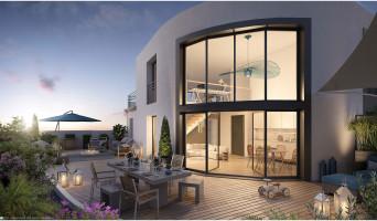 Colombes programme immobilier rénové « Le Paradis n'est pas Artificiel » en loi pinel