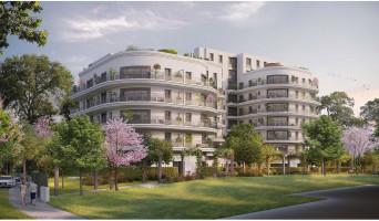 Colombes programme immobilier neuve « Le Paradis n'est pas Artificiel » en Loi Pinel  (2)