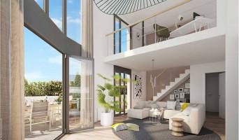 Colombes programme immobilier neuve « Le Paradis n'est pas Artificiel » en Loi Pinel  (3)