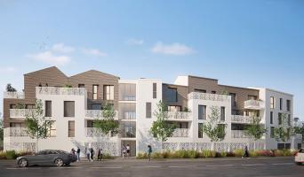 Saint-Herblain programme immobilier neuve « Le Carré Silva »