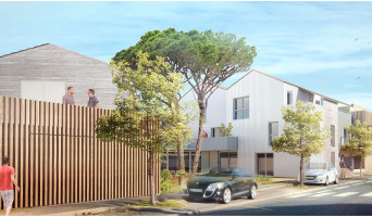 La Rochelle programme immobilier neuve « Les Sénioriales Porte de Ré »