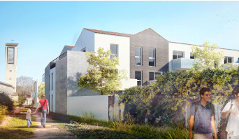 La Rochelle programme immobilier neuve « Les Sénioriales Porte de Ré »  (2)