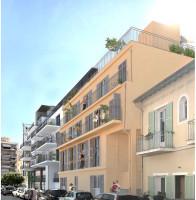 Menton programme immobilier neuve « Cap Riviera - Nue Propriété » en Nue Propriété