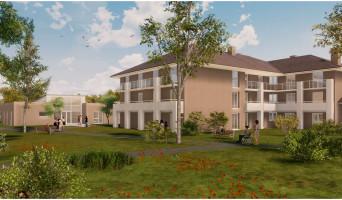 Bordes programme immobilier neuve « DOMIDEP Les Colchiques »