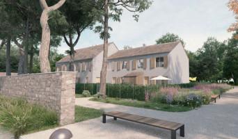 Marly-la-Ville programme immobilier neuve « Le Clos Dalibard »  (2)