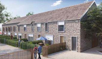 Marly-la-Ville programme immobilier neuve « Le Clos Dalibard »  (3)