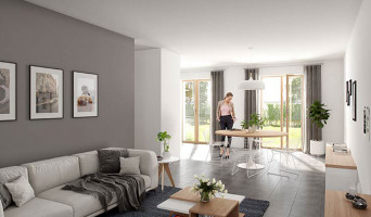 Marly-la-Ville programme immobilier neuve « Le Clos Dalibard »  (5)