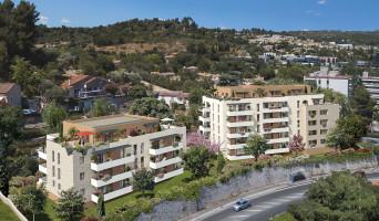 Marseille programme immobilier neuve « Les Collines de Loubets »  (2)