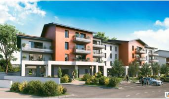 Cessy programme immobilier rénové « Le Clos de la Bergerie » en loi pinel