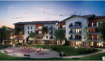 Cessy programme immobilier neuve « Le Clos de la Bergerie » en Loi Pinel  (3)